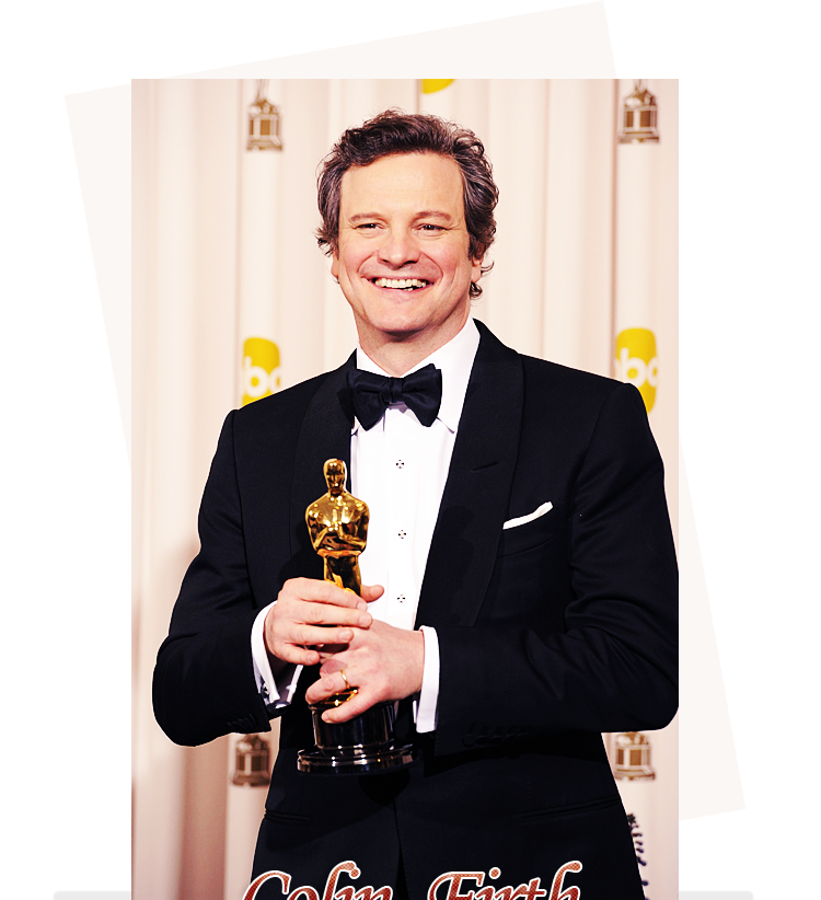 Acteurs - Colin Firth