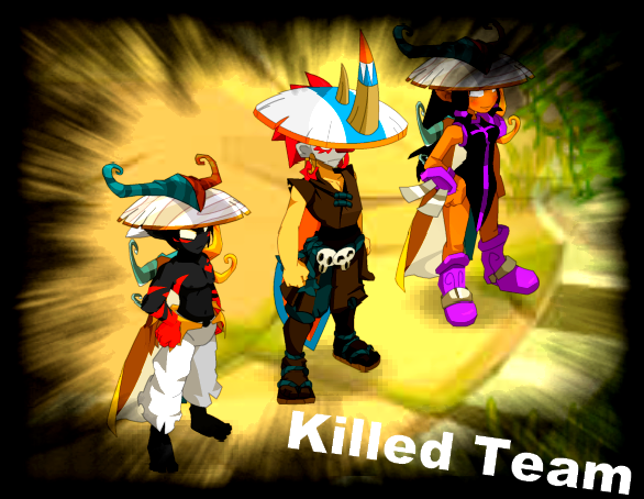 Bienvenue à la Killed-Team !