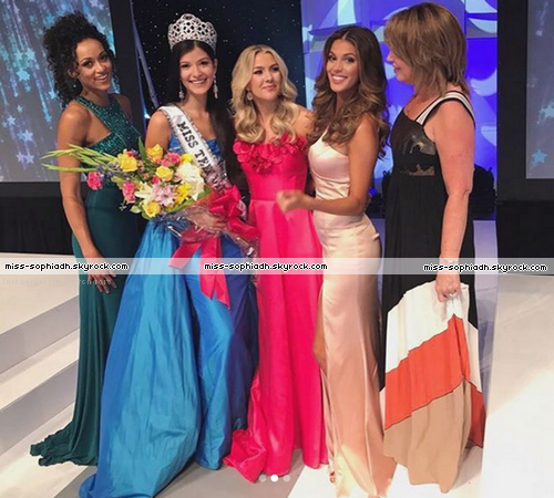 29/07/17: Election de Miss Teen USA 2017