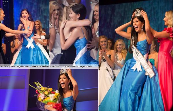 29/07/17: Election de Miss Teen USA 2017