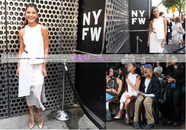 8 au 10/09/17: New York Fashion Week