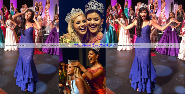 24/09/17: Election Miss Missouri USA et Teen USA 2018