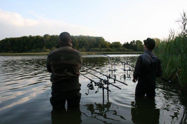rendez vous pris debut octobre pour une session big fish ++++++++++