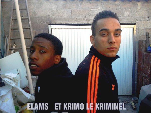 KRIMO ELAMS MARSEILLE LE PONTET / KRIMO FEAT MELKA PROD FEAT ELAMS ( ON NA LE SEUM) (2012)