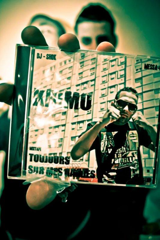 TOUJOUR SUR MES GARDE / Si J'etait la Haut (Exclu de la mixtape TOUJOUR SUR MES GARDES) (2012)