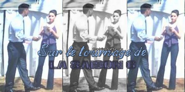 ••● Tournage ►    - -  - - - - - - - - - - - - - - - - - - - - - - - - - - - - - - - - - - - - - - - - - - - - - - - - - - - - - -  En Mars 2009, Chad tournait l'épisode du mariage entre Lucas & Peyton, et comme vous le savez dans l'épisode, il y a une petite scène entre Lucas & Brooke et bien voici une photo durant cette scène. Malheureusement cette photo n'est pas de très bonne qualité mais c'est mieux que rien.