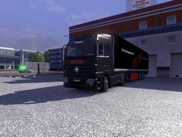 Nouvelle entreprise (TPS 2B6)
