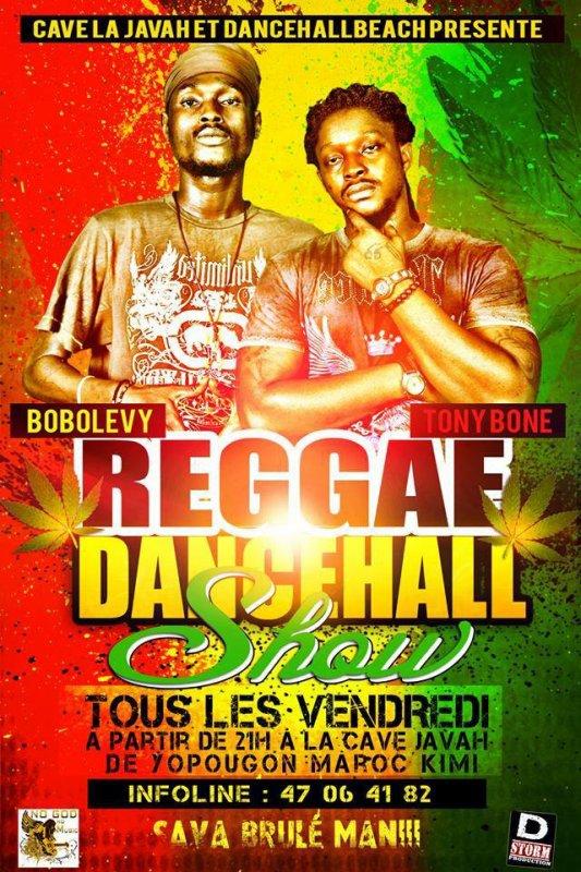 reggae dancehall show