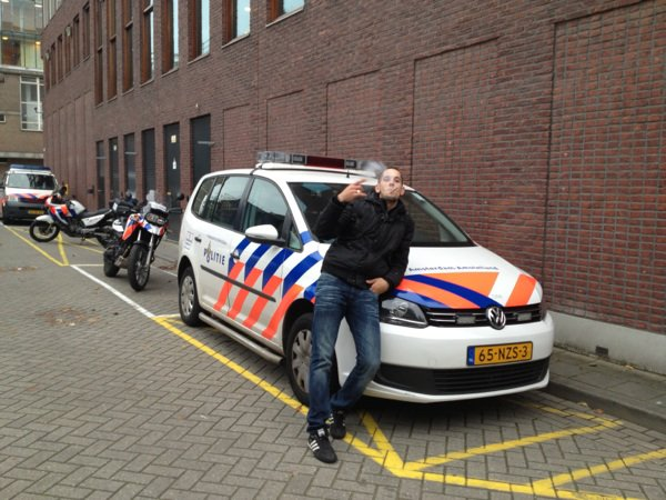 Cet la folie Amsterdam bientôt de nv -)
