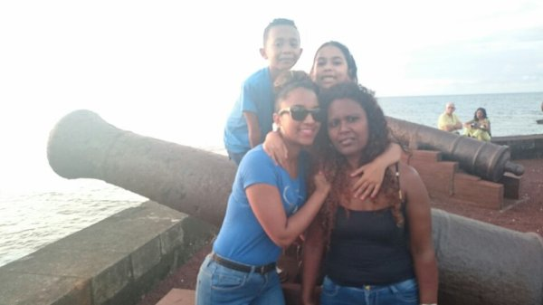 Mes amours et maman