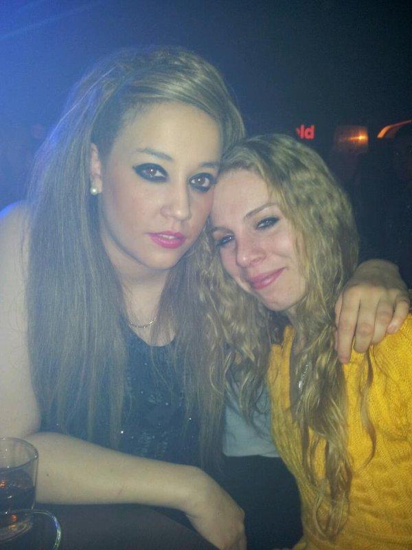 Amelie @ Kiss Club Khel - Allemagne