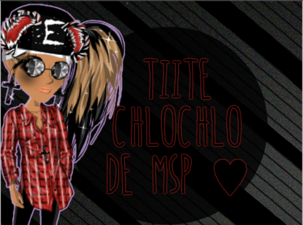 Pour Tiite ChloChlo .♥