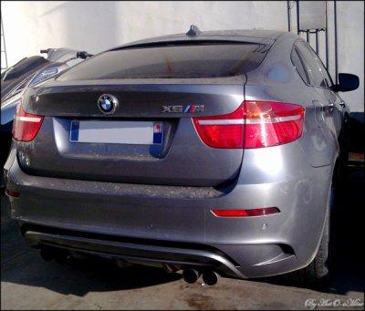 X6 BMW DU COUZIIN LAMRANIIE