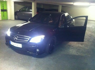 6.3amg on a la classe mon pooote