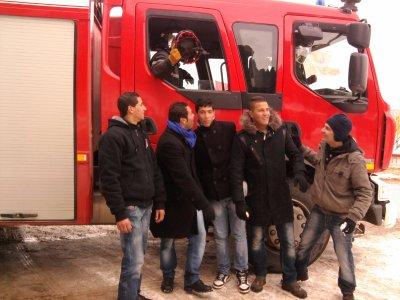 la nege : MOI sur ma ville TLEMCEN  2012