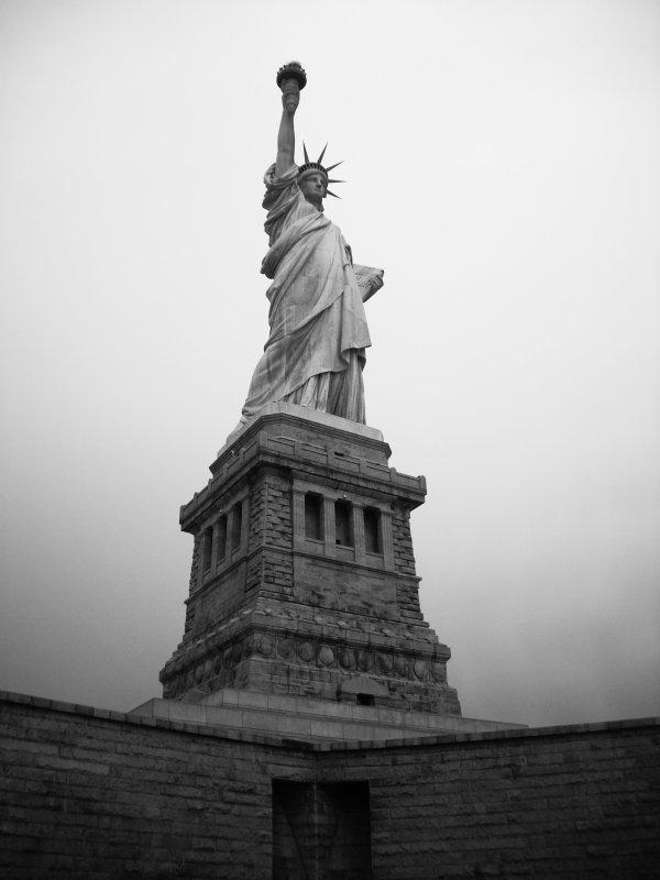 voyage New york 2009