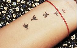 Mon 1er tatouage :D