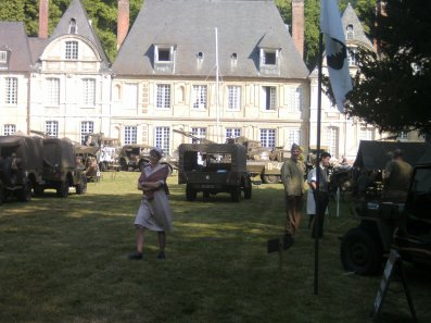Chateau du Tailly 2011