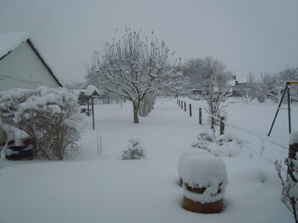 Chez moi en hiver
