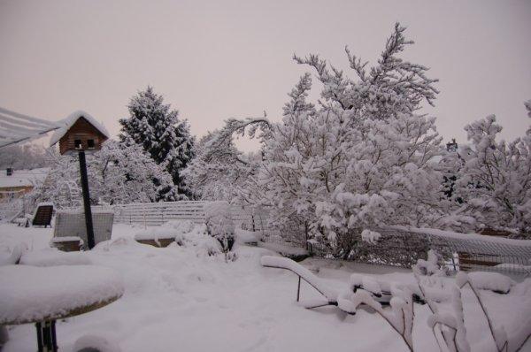 j'aime la neige