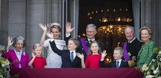 Royale cette belle famille