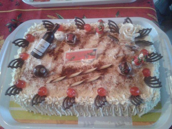 gâteau 1:-)