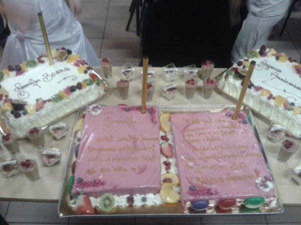 Les gâteaux et miniardisse de Jen