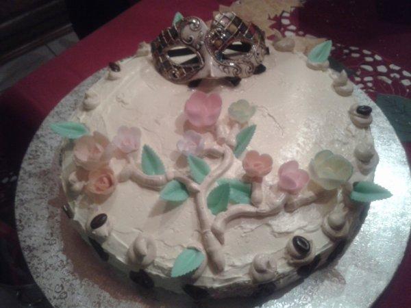 Gâteau d'annif :)