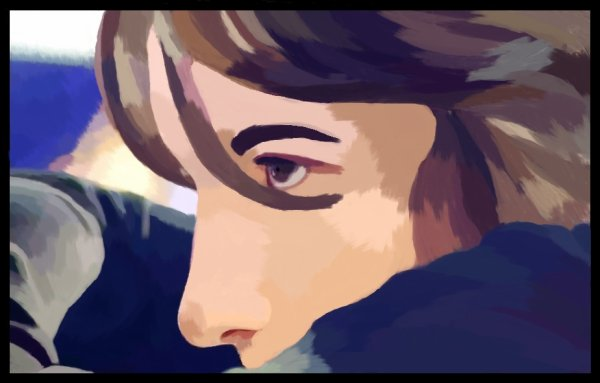 1er montage paint - Jeremy