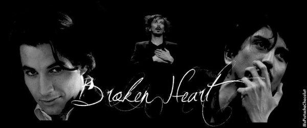 Fiction ; Broken Heart --- chapitre 16