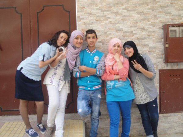 hana-bassma-zaynaab-amal :* amigoos