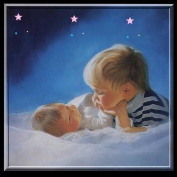 """""""Dans l'enfance, l'exemple peut tout """"..."""