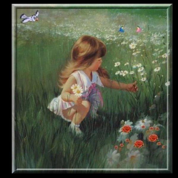 """"""" L'enfance est un voyage oublié """"..."""