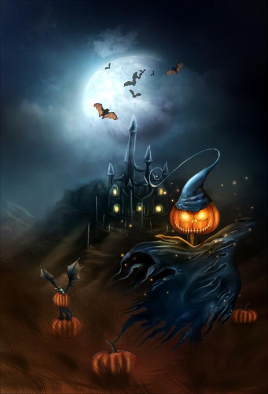 """"""" Happy Halloween """" ... Jour """" J"""" - 4"""