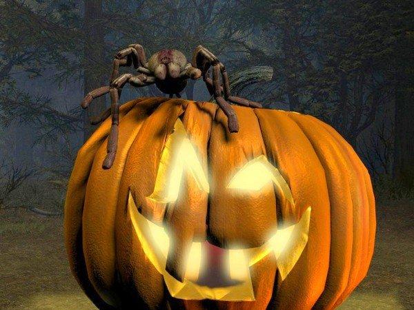 """"""" Jour """" J """" - 2 ...Halloween ..."""