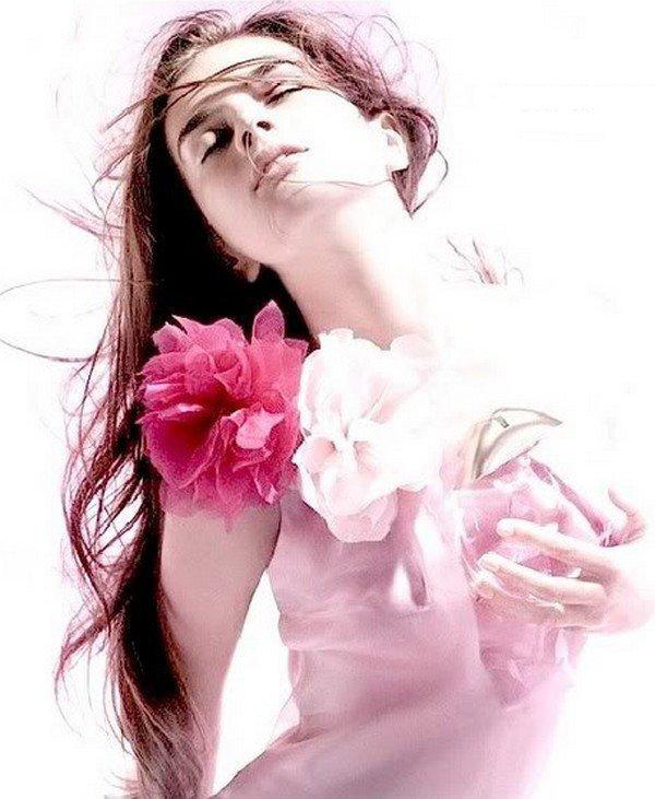 """"""" Même quand tout est rose """"..."""