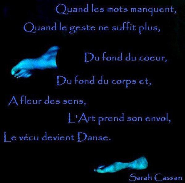 """"""" Quand """" ..."""