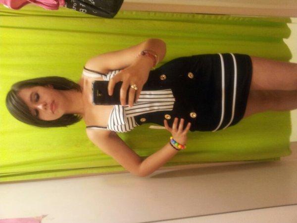Moi en robe *-*