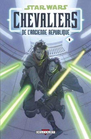 Star Wars Chevaliers de l'Ancienne République - Tome 1 : Il y a bien longtemps... - John Jackson Miller