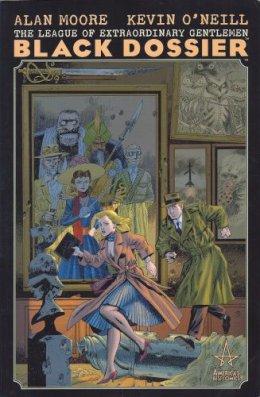 La Ligue des Gentlemen Extraordinaires - Le Dossier Noir - Alan Moore & Kevin O'Neill