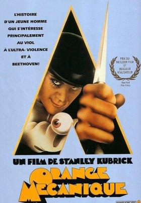 Orange mécanique - Stanley Kubrick