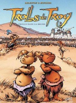 Trolls de Troy - Tome 6 : Trolls dans la brume - Arleston & Mourier