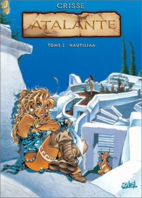 Atalante - Tome 2 : Nautiliaa - Crisse
