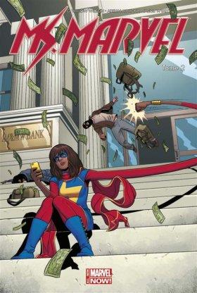 Miss Marvel - Tome 2 : Génération Y