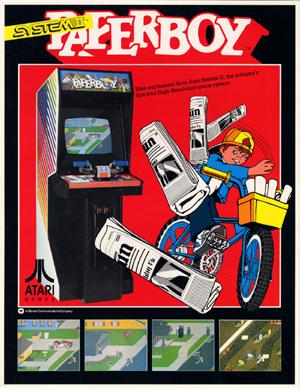 Paperboy - Atari Games