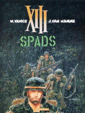 XIII - Tome 4 : SPADS - Vance & Van Hamme