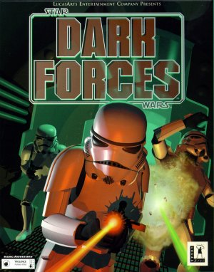 Star Wars - Dark Forces - LucasArts