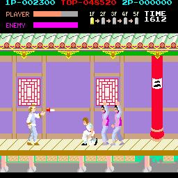 Kung-Fu Master - Irem