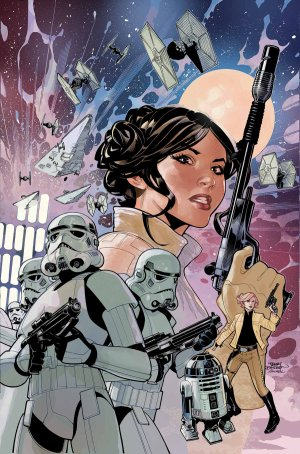 Star Wars - Princesse Leia - Mark Waid & Terry Dodson