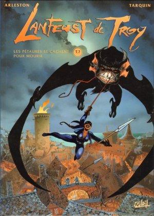 Lanfeust de Troy - Tome 7 : Les pétaures se cachent pour mourir - Arleston & Tarquin